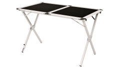 easy camp rennes - large aluminium table